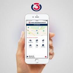 Ö3 App Design Radio Nachrichten Verkehrsmeldungen