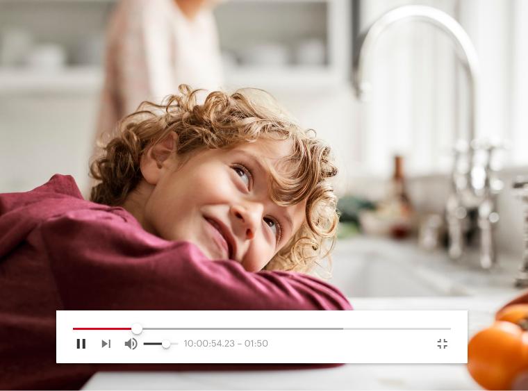 ORF Admin Dashboard Video Fullview Material Design